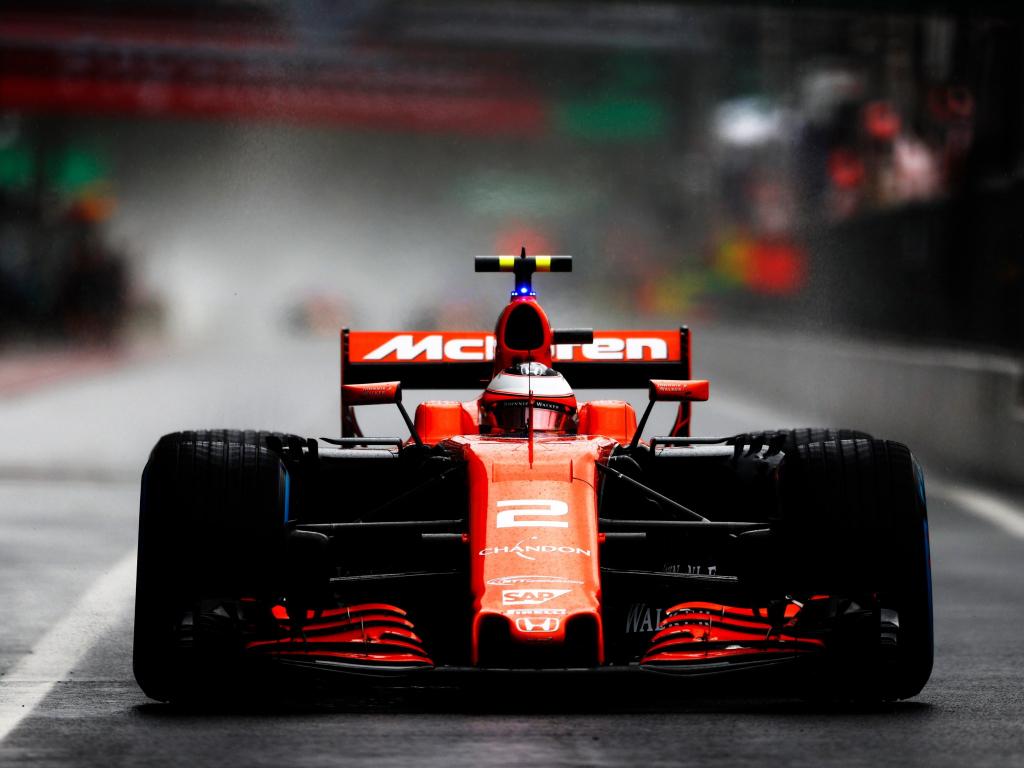 Desktop wallpaper mclaren, formula one, sports car, front ...