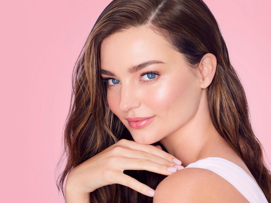 Desktop wallpaper miranda kerr, 2020 model, blue eyes, hd ...