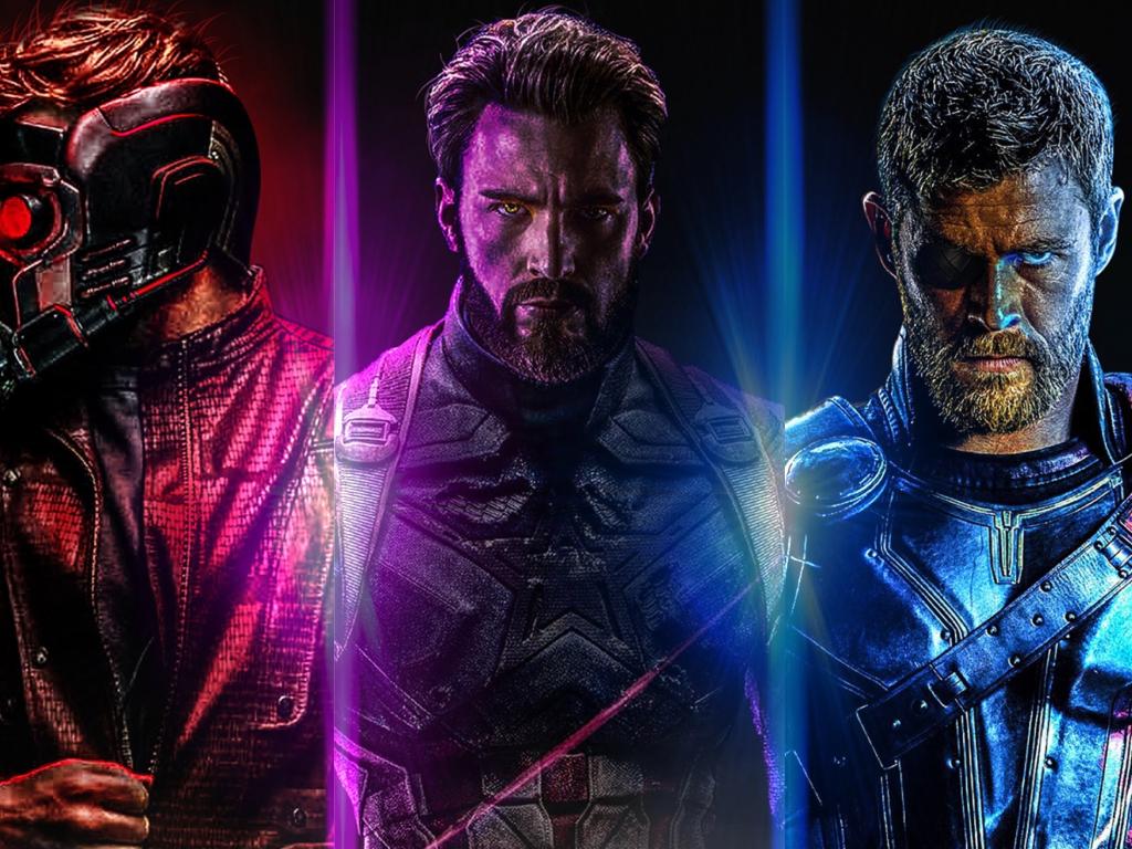 Desktop Wallpaper Avengers Infinity War Star Lord