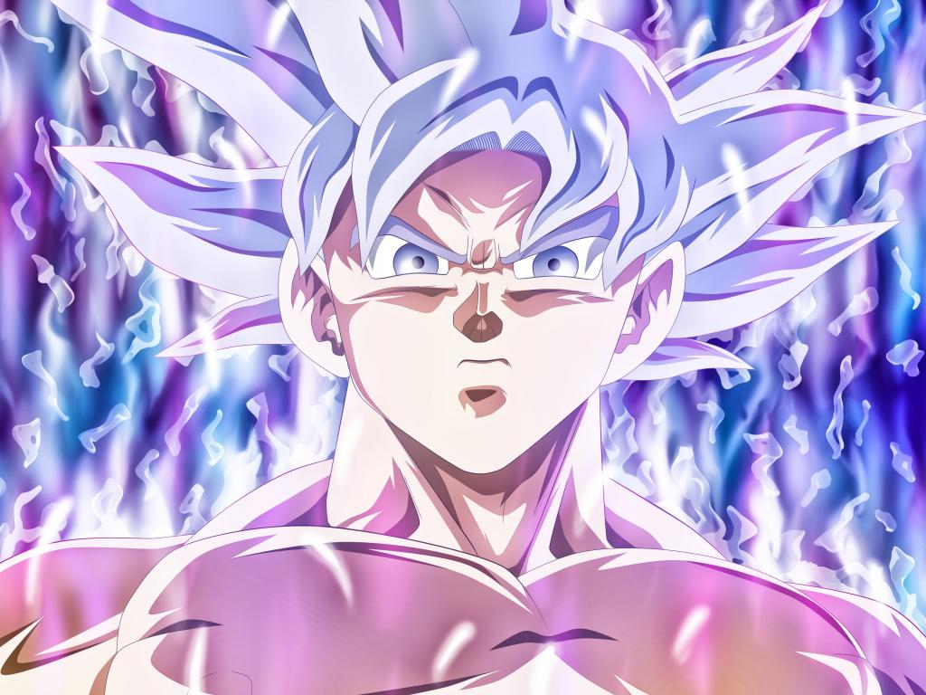 Epic Dbz Wallpapers High Resolution: Desktop Wallpaper Ultra Instinct, Dragon Ball, Son Goku