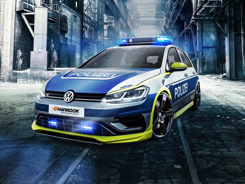 Oettinger Volkswagen Golf 400r, tune it safe, car, 1024x768 wallpaper