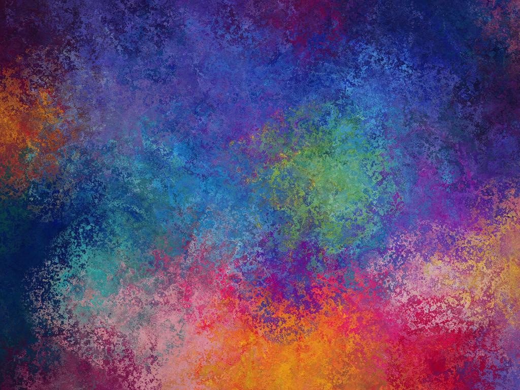 Desktop wallpaper texture, colorful, splatters, hd image ...