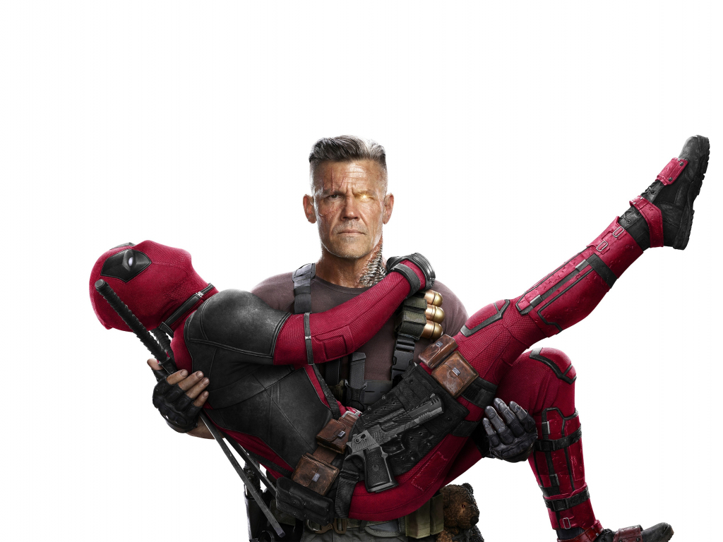 Desktop Wallpaper Cable And Deadpool Deadpool 2 Movie Hd Image Picture Background 9abca1