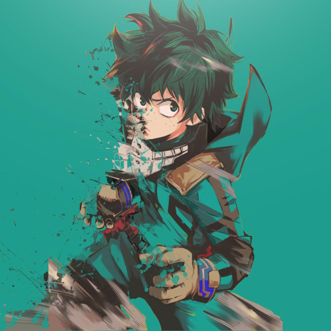 Download 1080x1920 Wallpaper Izuku Midoriya Boku No Hero Academia