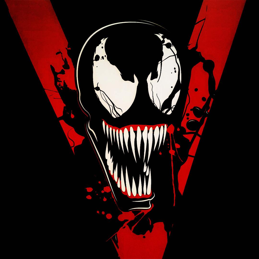 Download 1080x1920 Wallpaper Venom, 2018 Movie, Poster