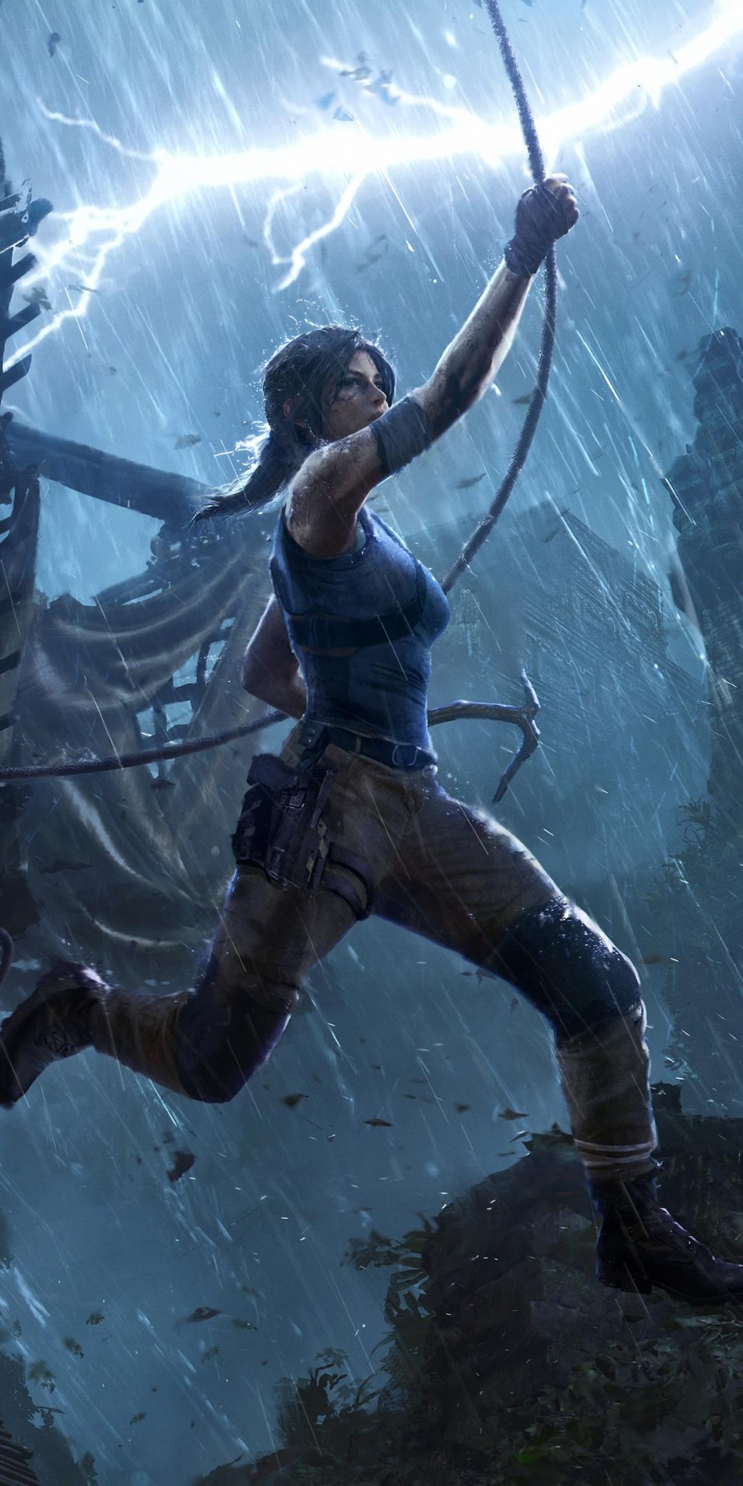 Tomb Raider Legend Wallpapers - Top Free Tomb Raider