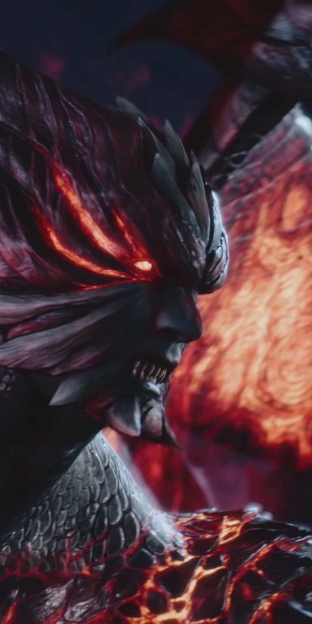 Download 1080x2160 Wallpaper Devil May Cry 5 Monster