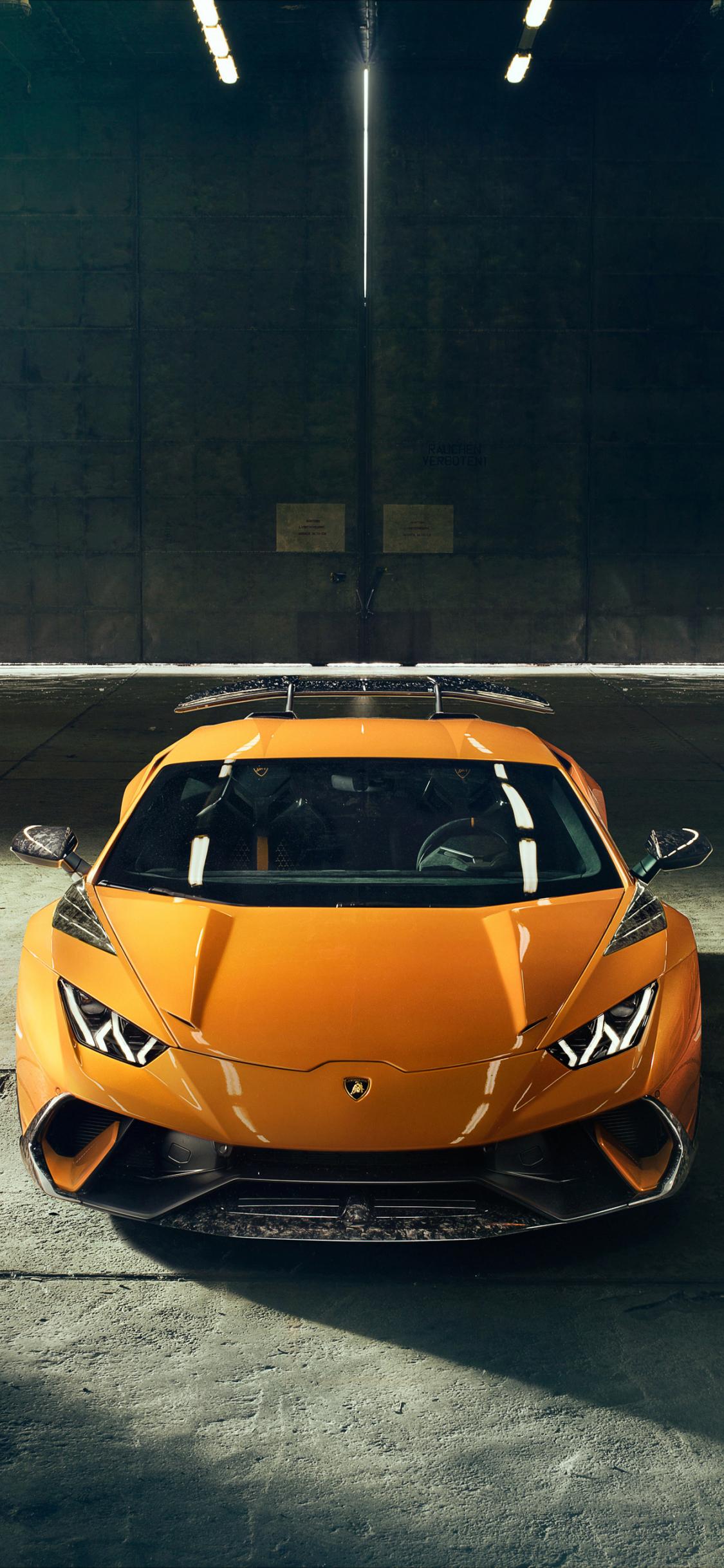 Lamborghini Huracan Wallpaper 4k Iphone