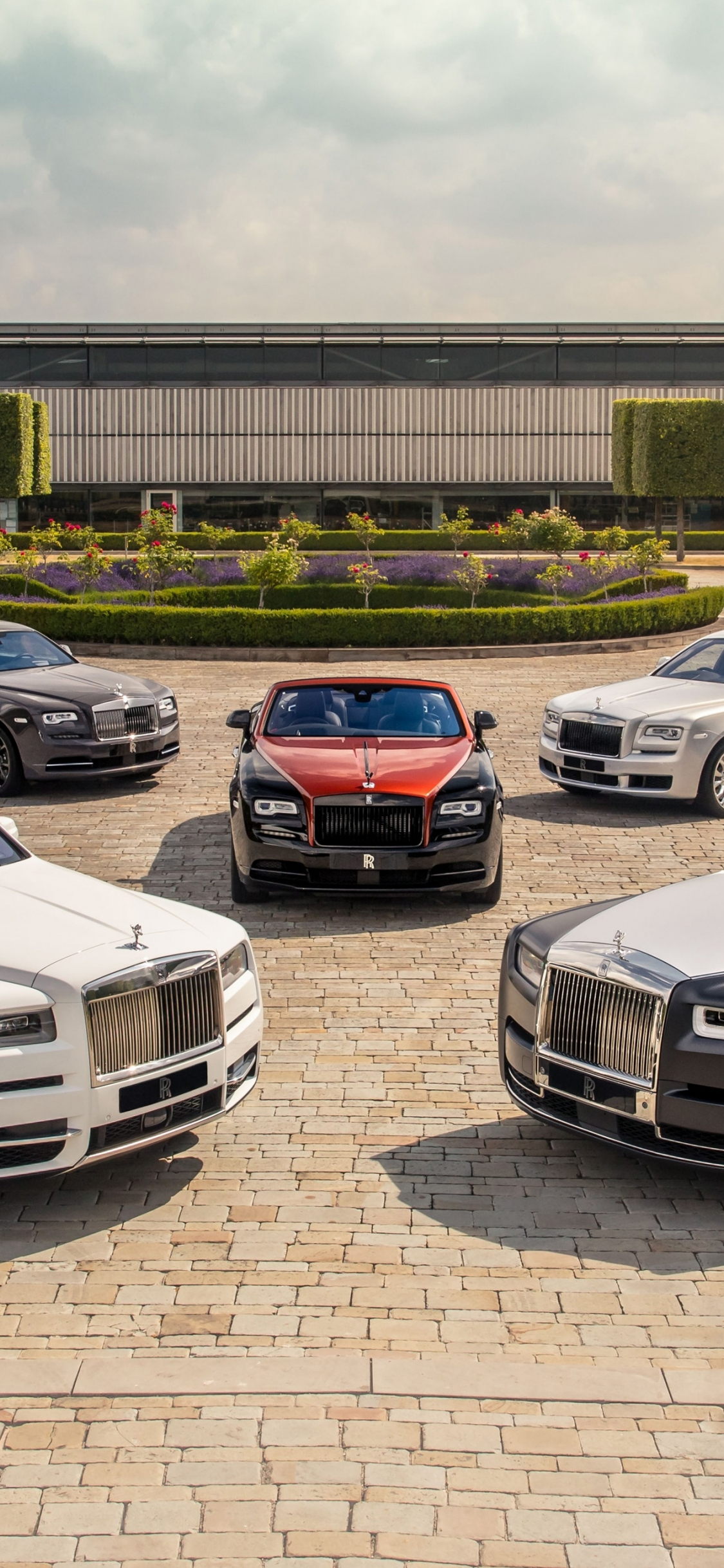 RollsRoyce Ghost Black Badge Wallpaper and Image