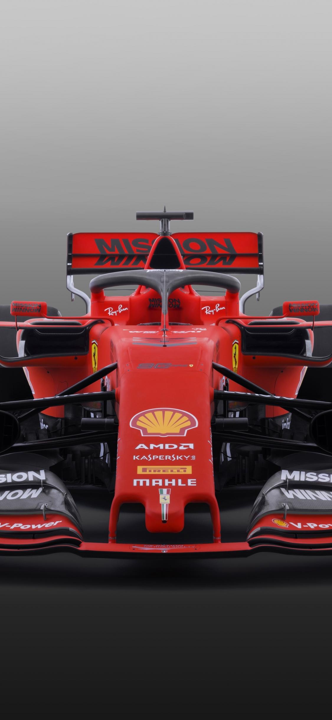Iphone 7 Ferrari F1 Wallpaper