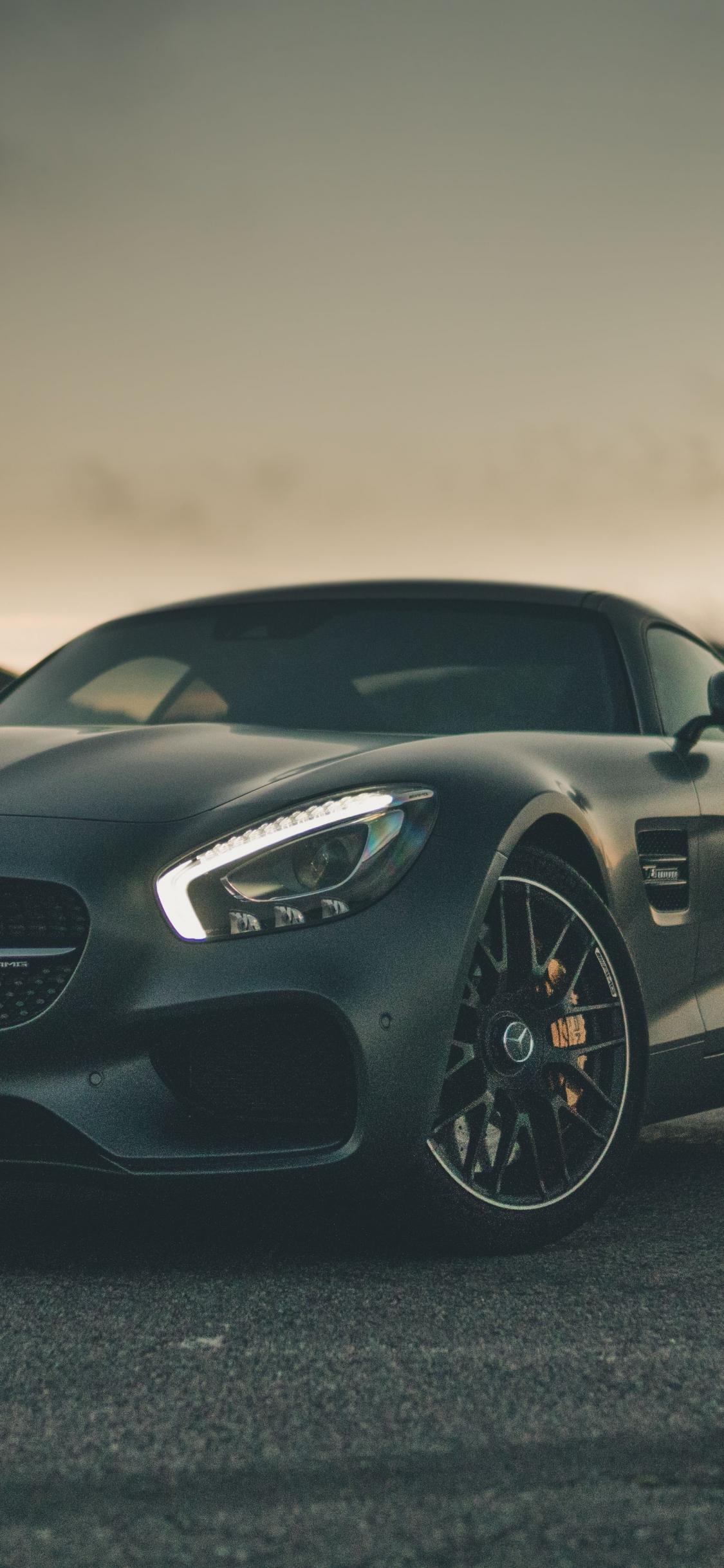 Iphone X Mercedes Amg Background
