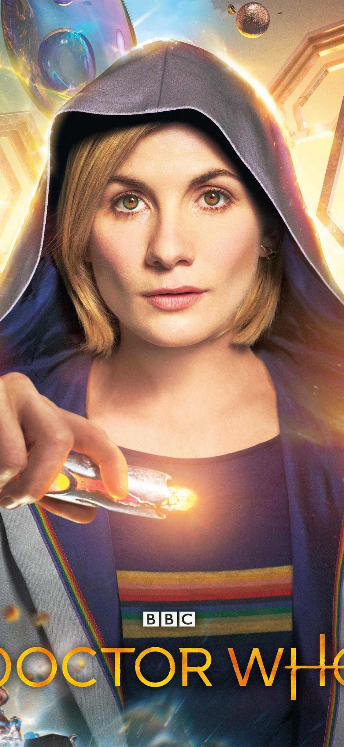 Download 1125x2436 Wallpaper Doctor Who Season 11 Tv Show