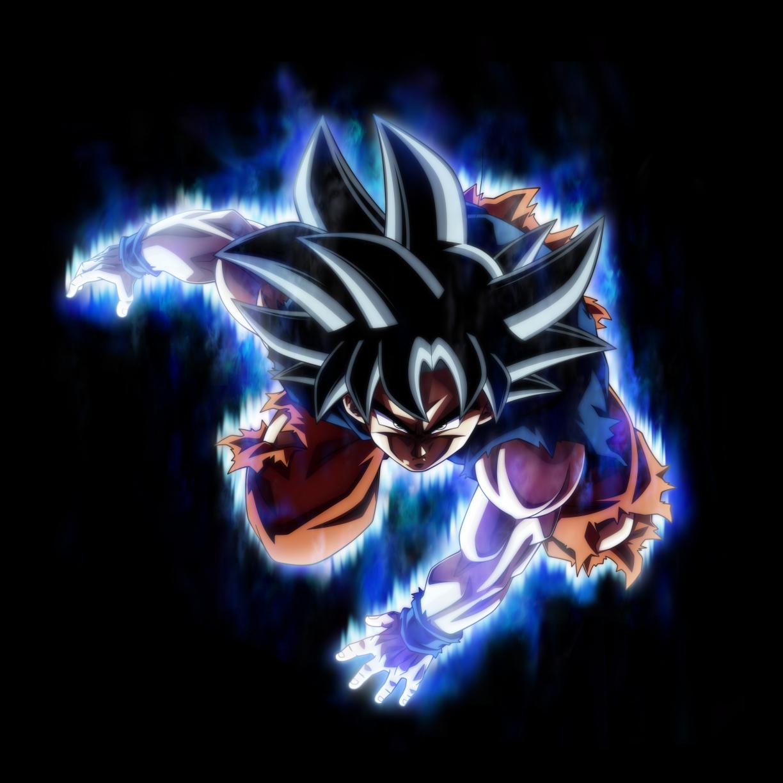Dragon ball super super siyan goku