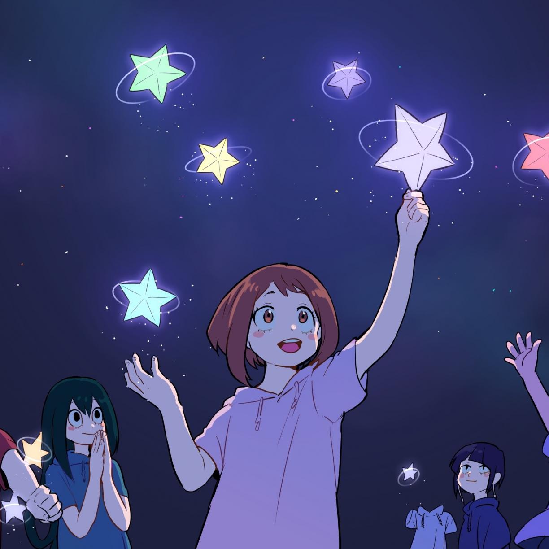 Desktop Wallpaper Boku No Hero Academia Ochaco Uraraka Anime