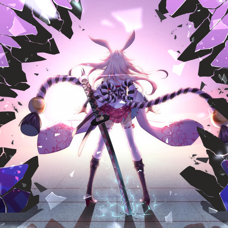 Desktop Wallpaper Honkai Impact Warrior Anime Girl