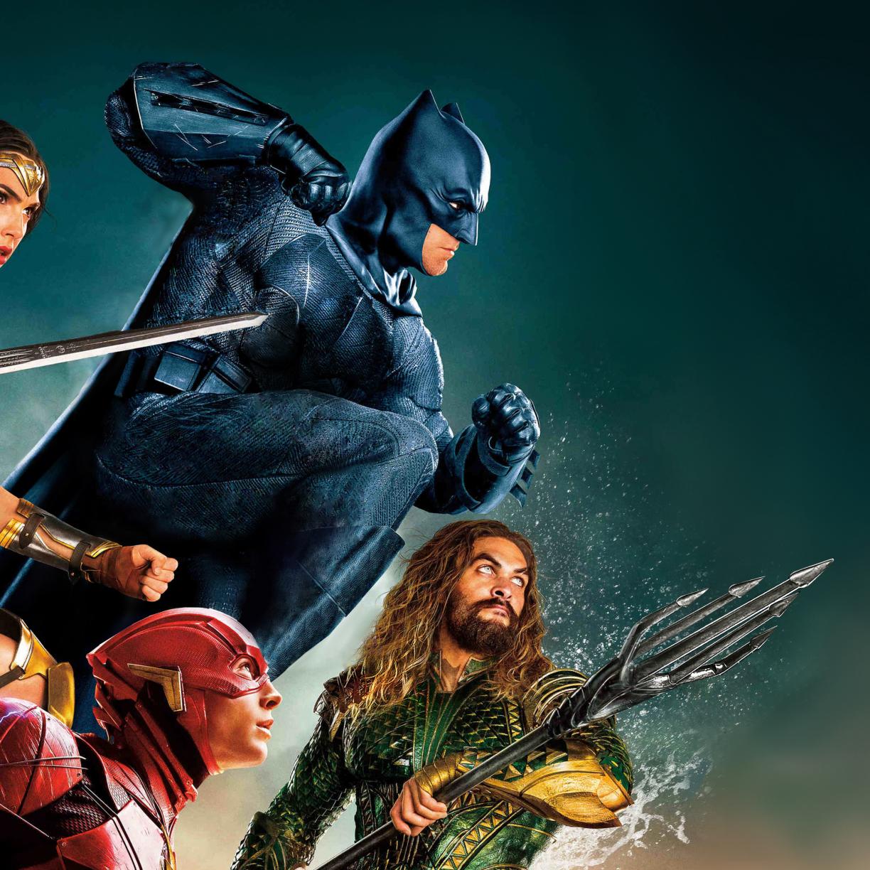Justice league, movie, superheroes, 1224x1224 wallpaper