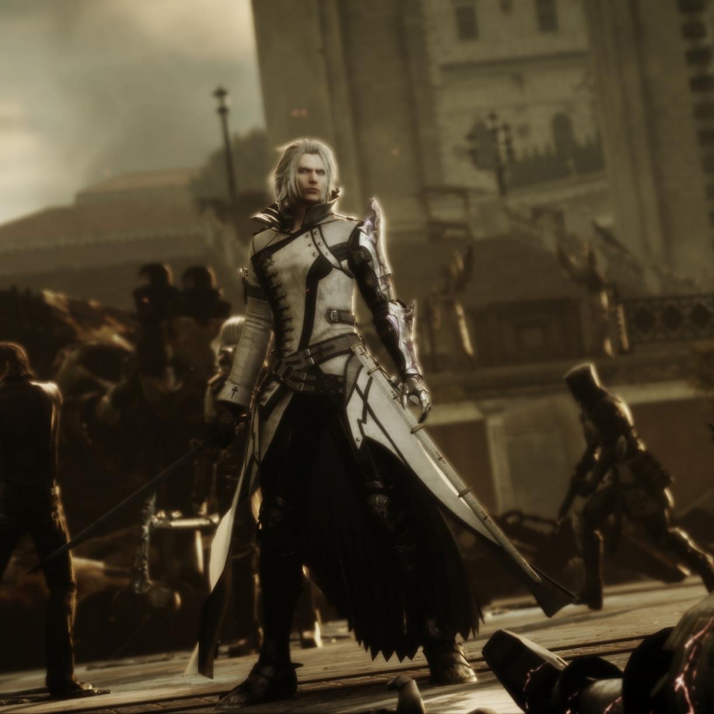 Desktop Wallpaper Final Fantasy Xv Video Game Hd Image Picture