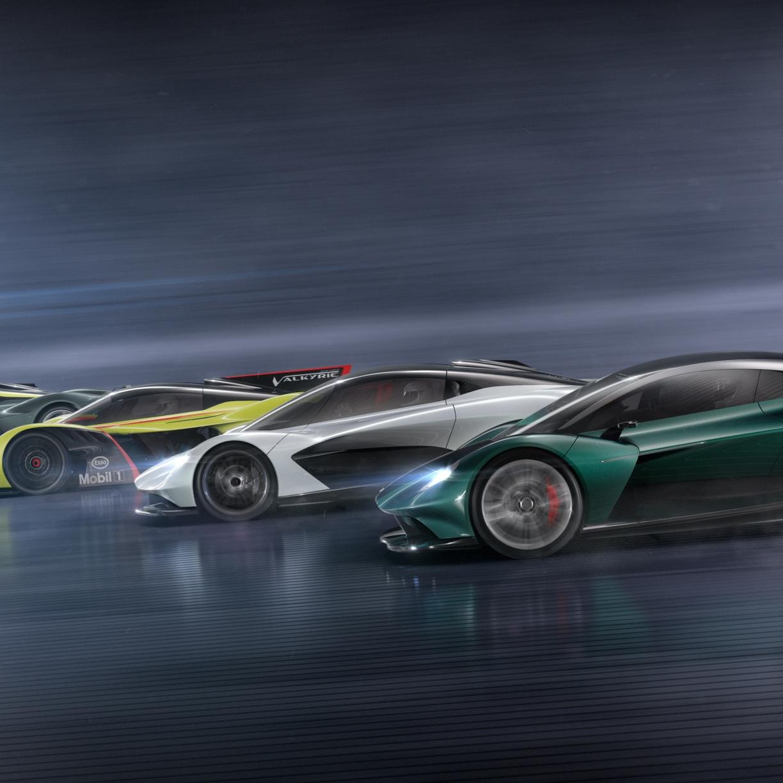 Desktop Wallpaper Aston Martin, Future Cars, Concept Cars
