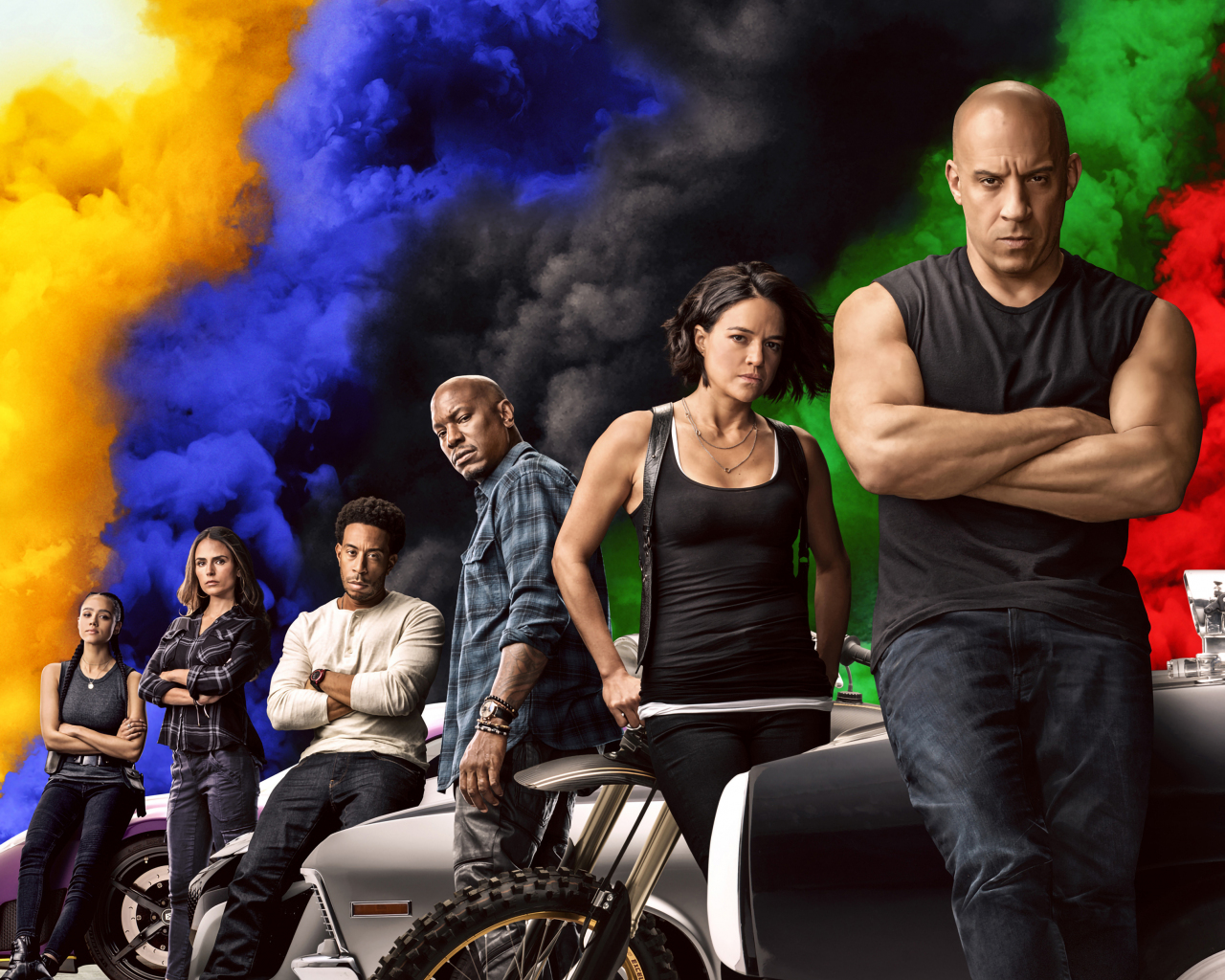 Download 1280x1024 Wallpaper Movie 2020 Cast Fast Furious 9