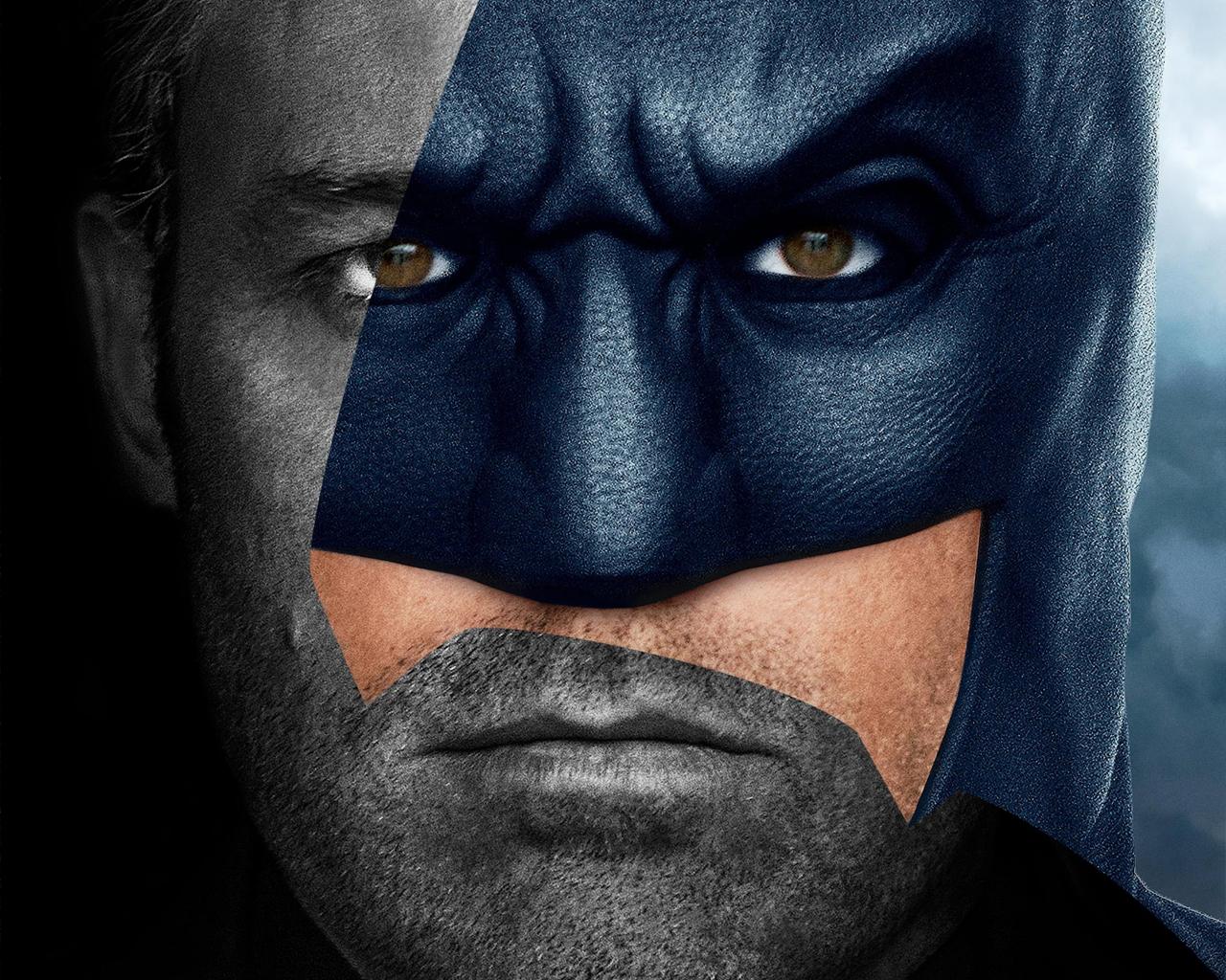 Batman, Ben Affleck, justice league, movie, 1280x1024 wallpaper