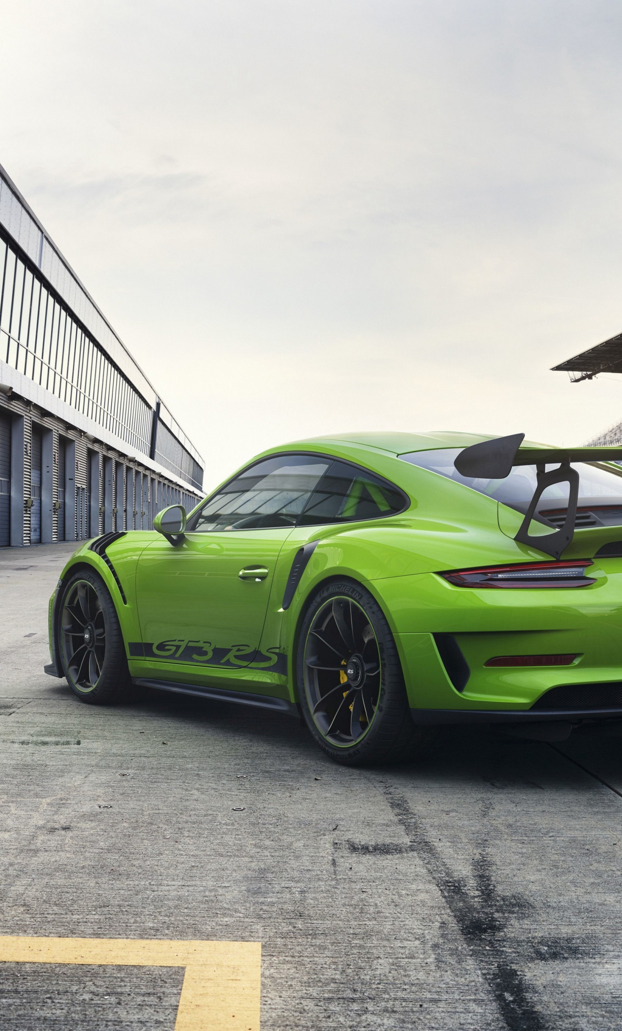 Download 1280x2120 Wallpaper Limited Edition Porsche 911 Gt3 Rs 2018 Car Rear Iphone 6 Plus 1280x2120 Hd Image Background 3371