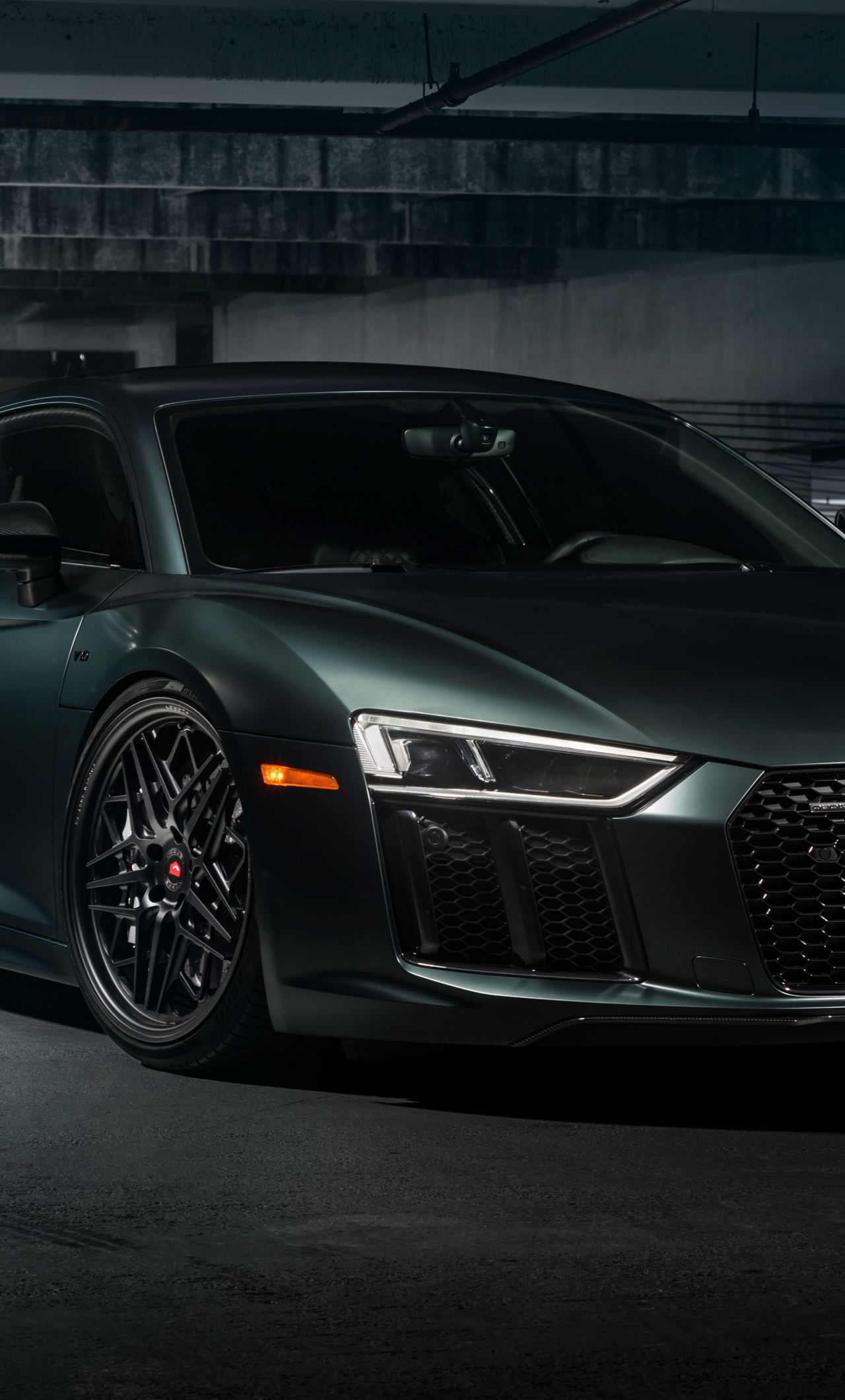 Download 1280x2120 Wallpaper Front Sprots Car Audi R8 Iphone 6