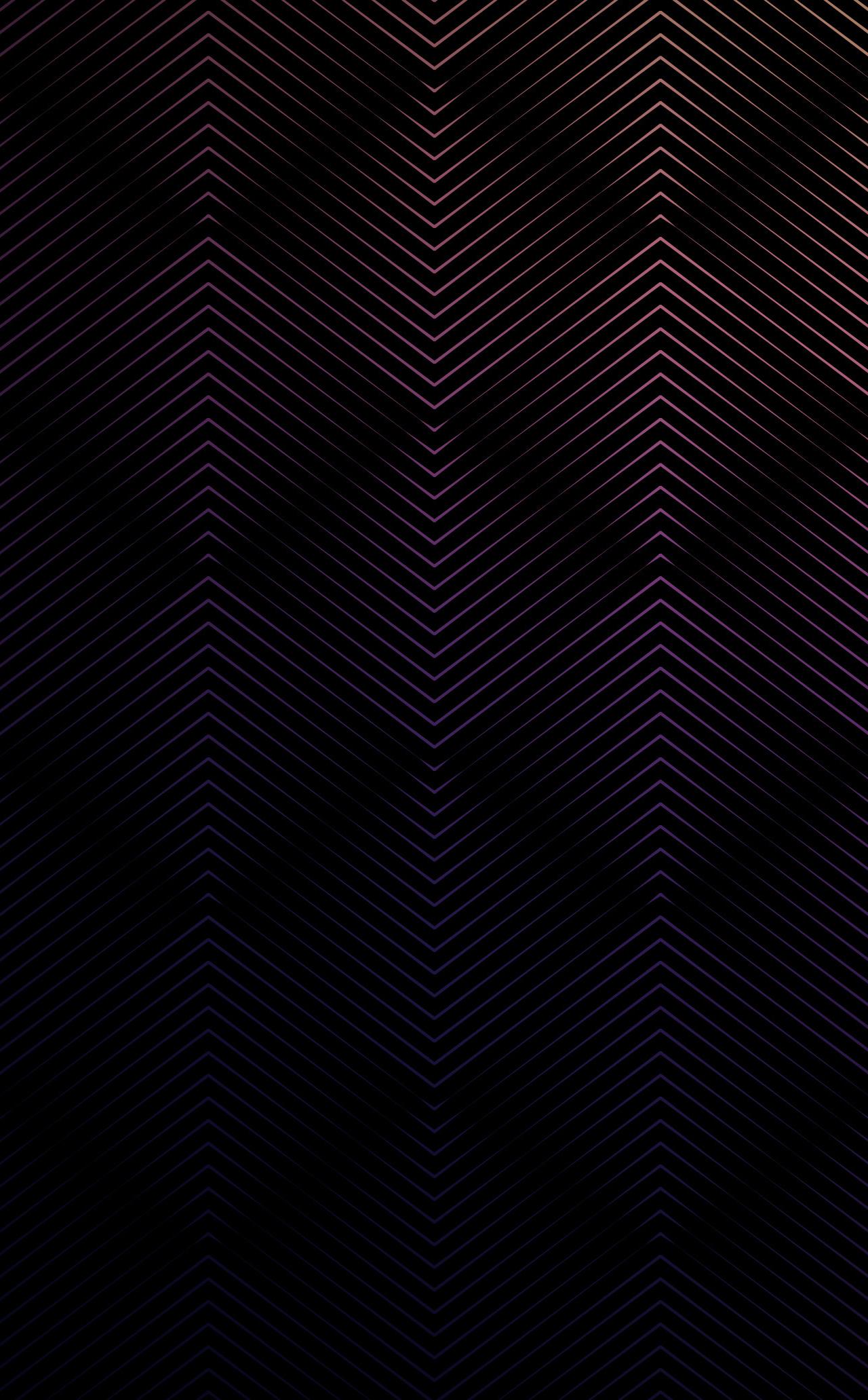 Download 1280x2120 Wallpaper Neon Stripes Dark Abstract Iphone 6