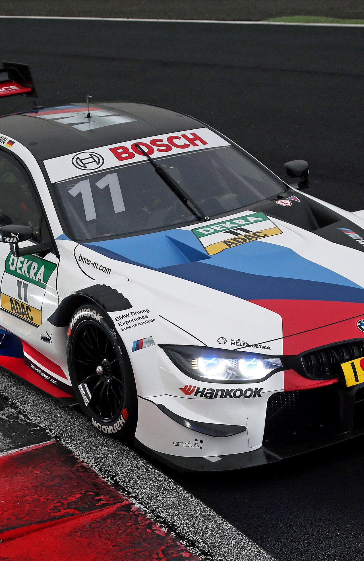 Download 1280x2120 Wallpaper Bmw M4 Dtm 2018 Racing Car