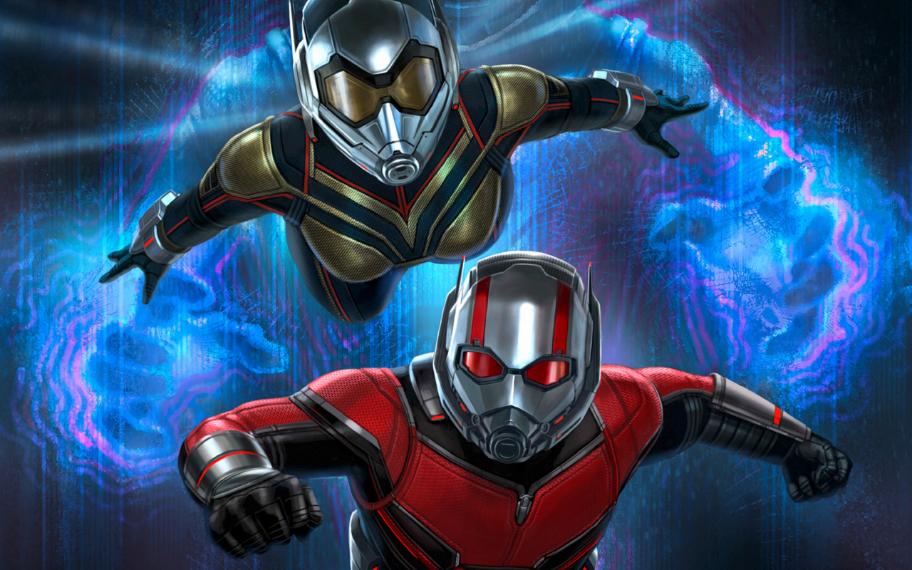 Ant Man And The Wasp Empire Magazine Movie 1280x800 Wallpaper