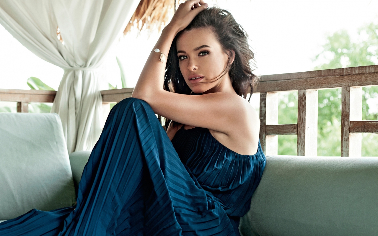 Beautiful, Elena Temnikova, singer, 1280x800 wallpaper