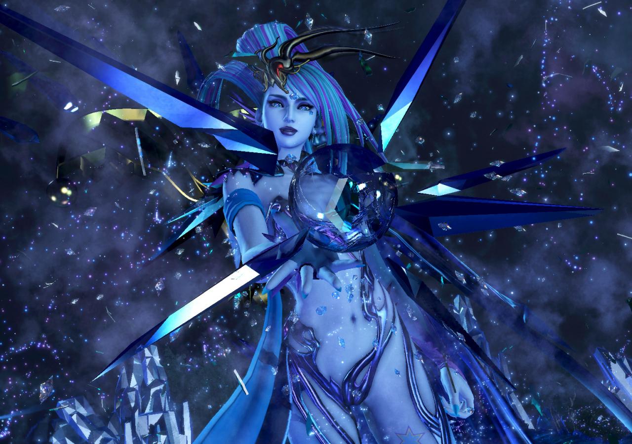 Download 1280x900 Wallpaper Dissidia Final Fantasy Nt Fantasy