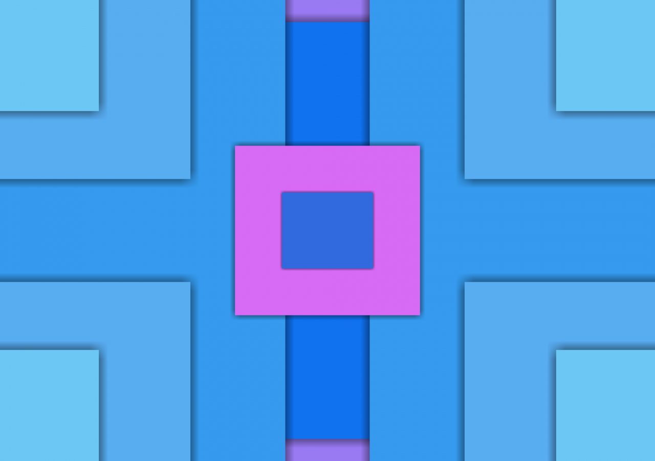 Squares, abstract, material design, 1280x900 wallpaper