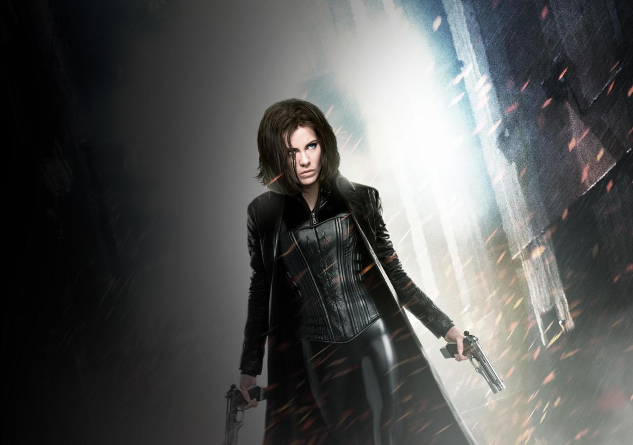 Vampire, Kate Beckinsale, Underworld, movie, 1280x900 wallpaper