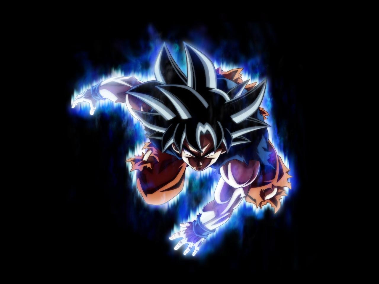 Dragon ball super, Super Saiyan, goku, 1280x960 wallpaper