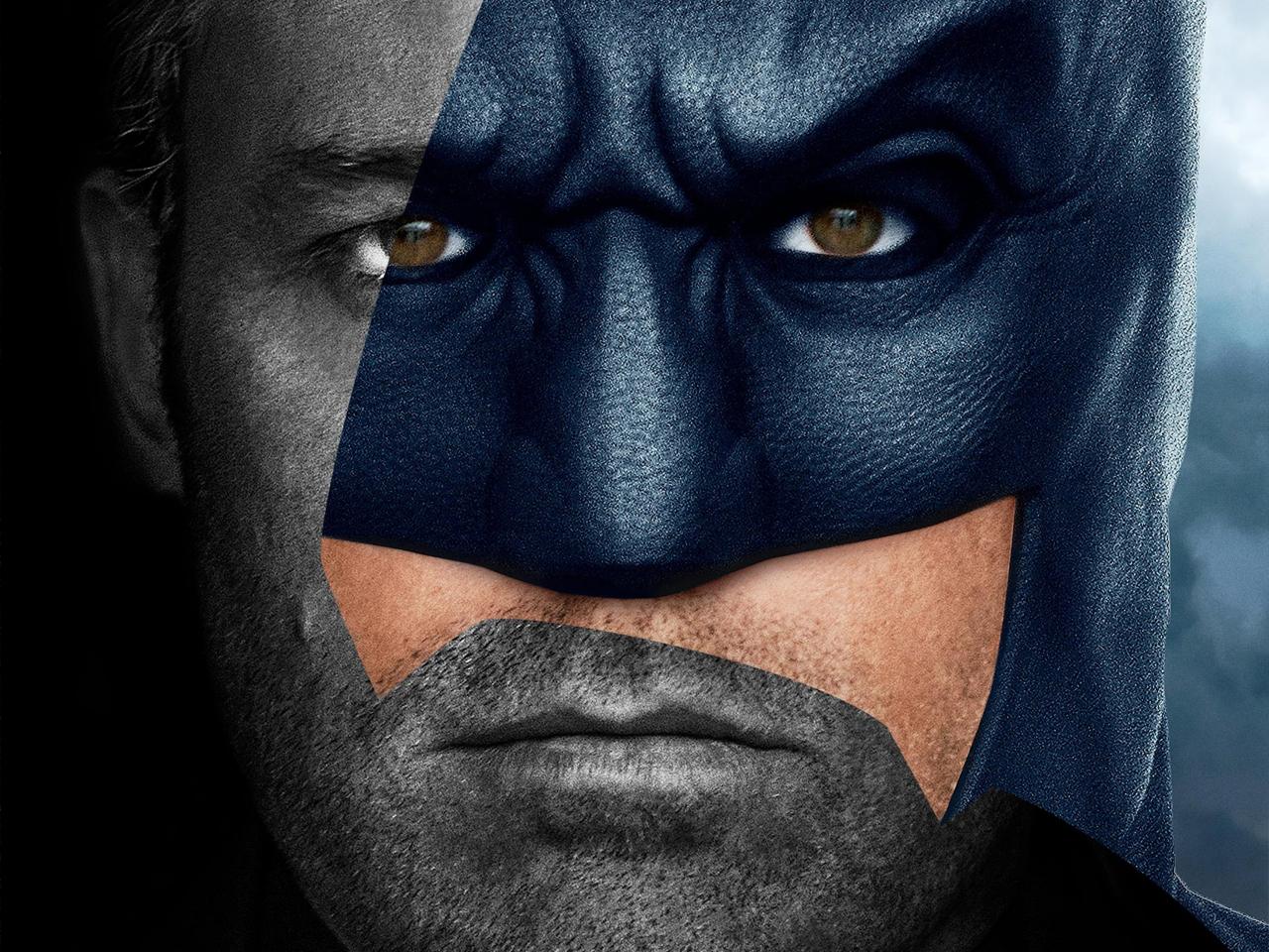 Batman, Ben Affleck, justice league, movie, 1280x960 wallpaper