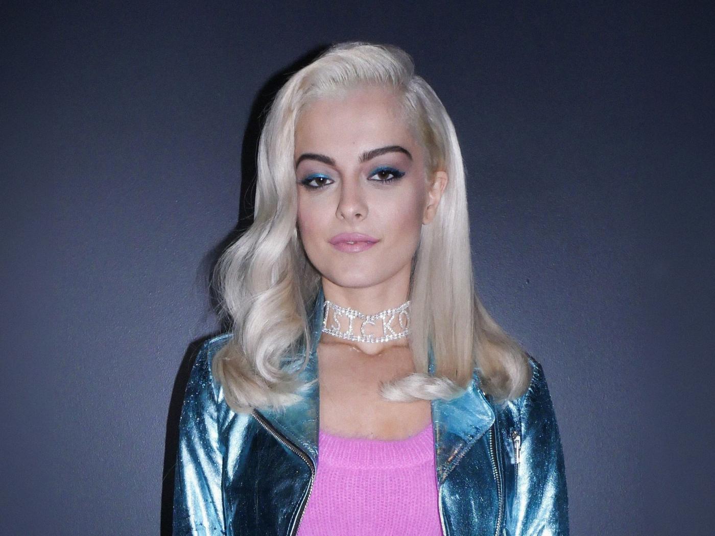 Download 1400x1050 Wallpaper Bebe Rexha Shining Jacket