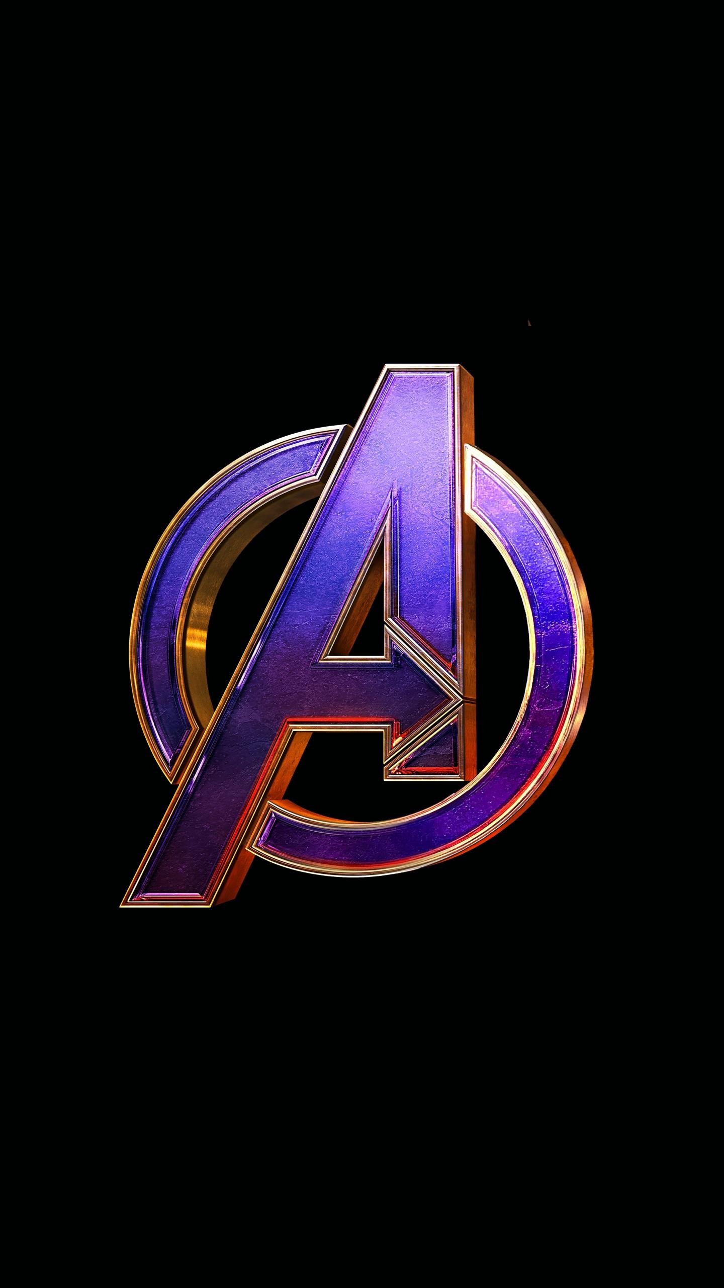 Download 1440x2560 Wallpaper Avengers Endgame Movie Logo Qhd Samsung Galaxy S6 S7 Edge Note Lg G4 1440x2560 Hd Image Background 20787