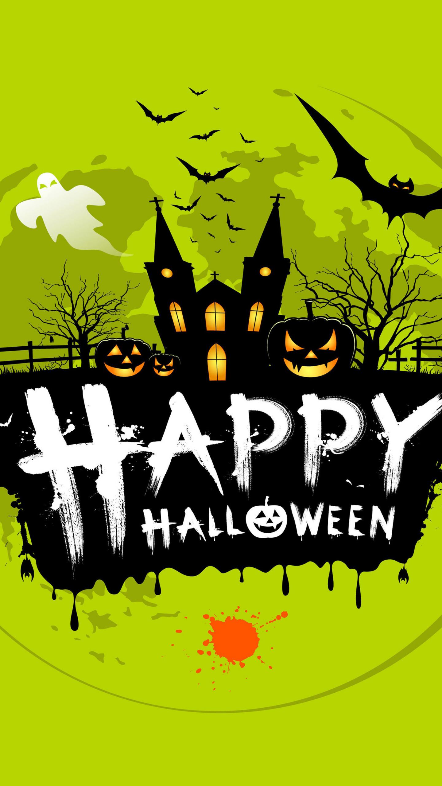 Beautiful Wallpaper Halloween Galaxy S6 - halloween-minimal-digital-art  Snapshot_92773.jpg