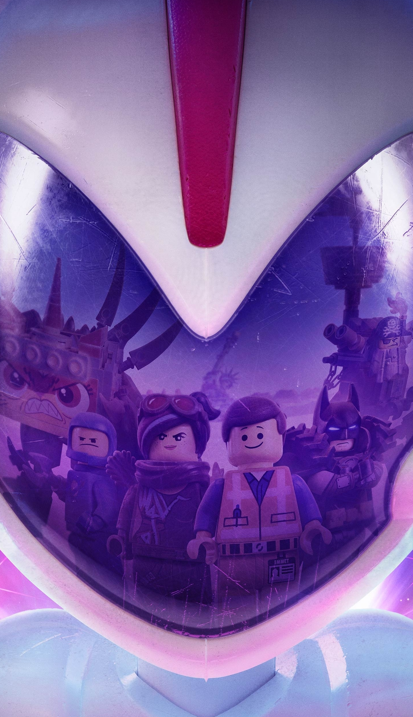 Download 1440x2560 Wallpaper The Lego Movie 2 The Second Part