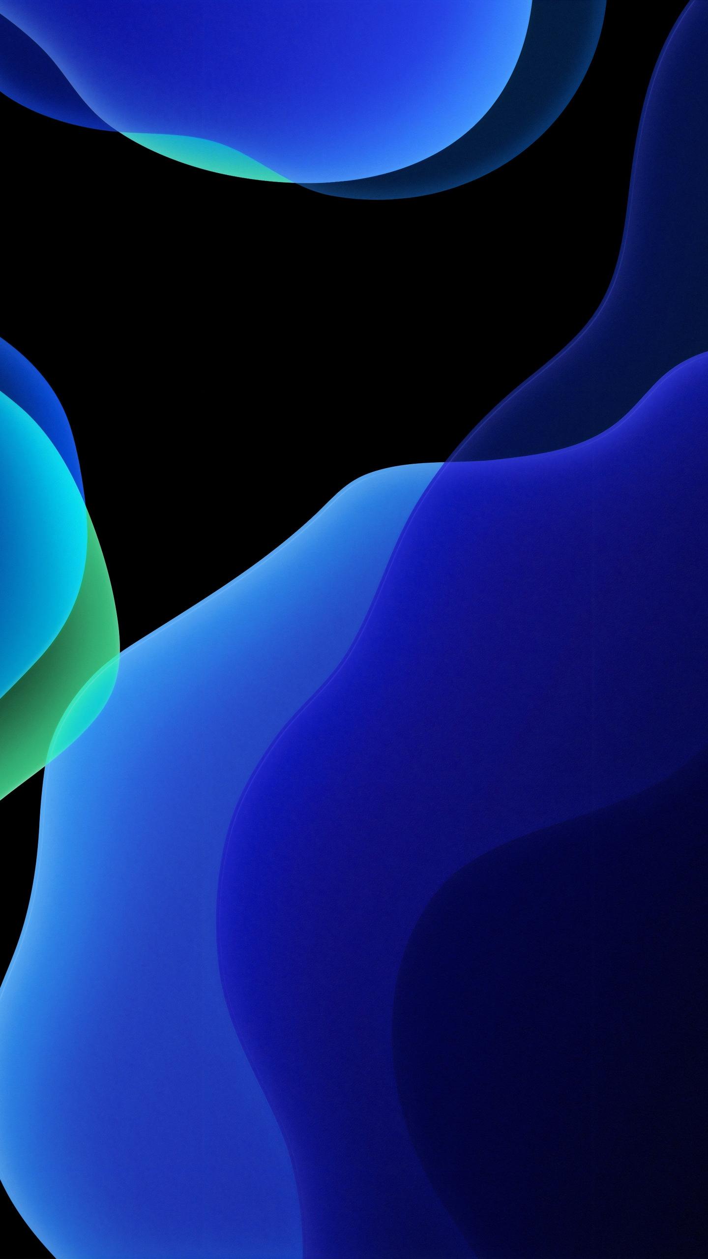 Download 1440x2560 Wallpaper Dark Blue Ios 13 Abstract Qhd Samsung Galaxy S6 S7 Edge Note Lg G4 1440x2560 Hd Image Background 21710