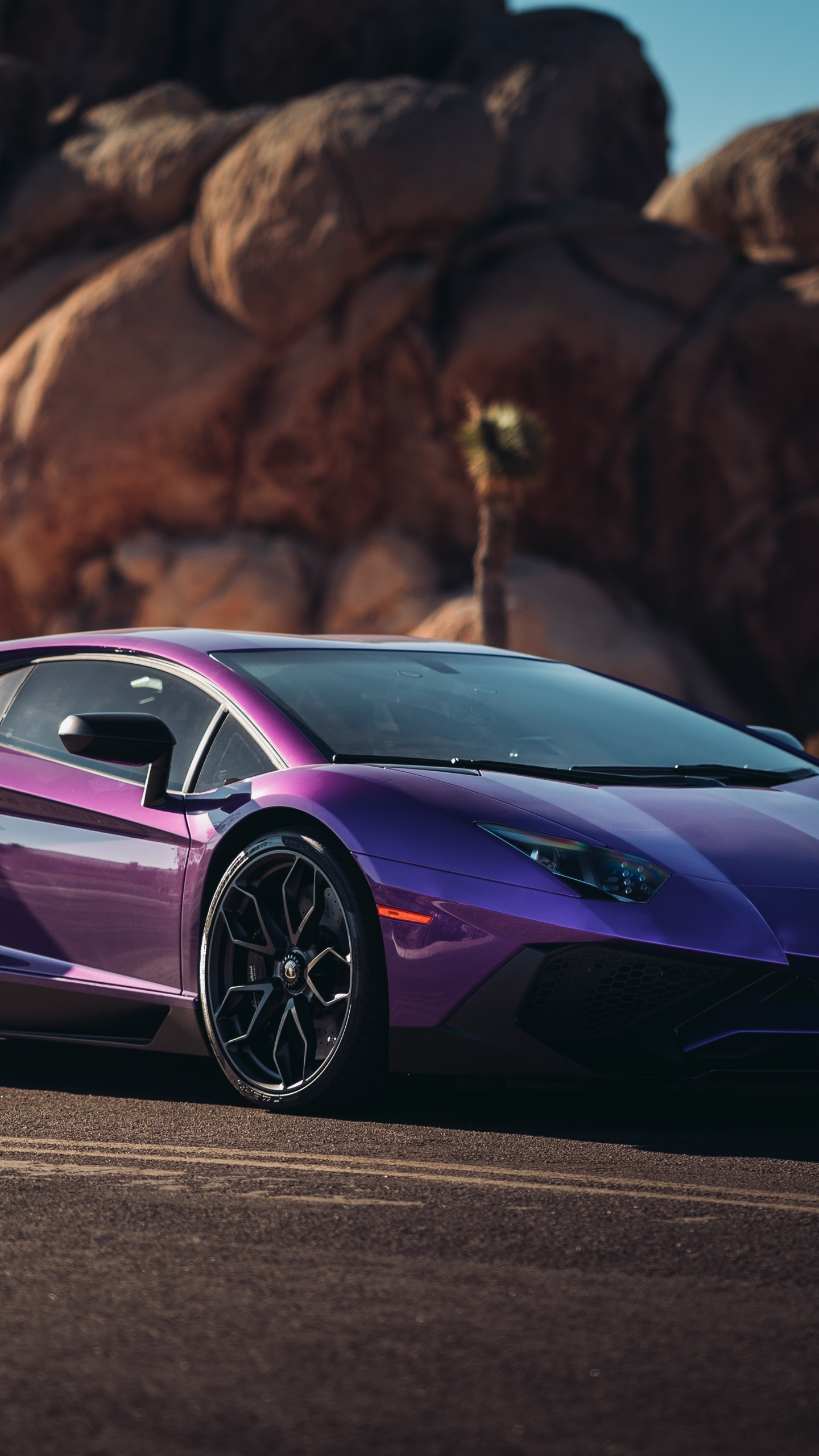 Download 1440x2560 Wallpaper Lamborghini Aventador Lp 750 Sports