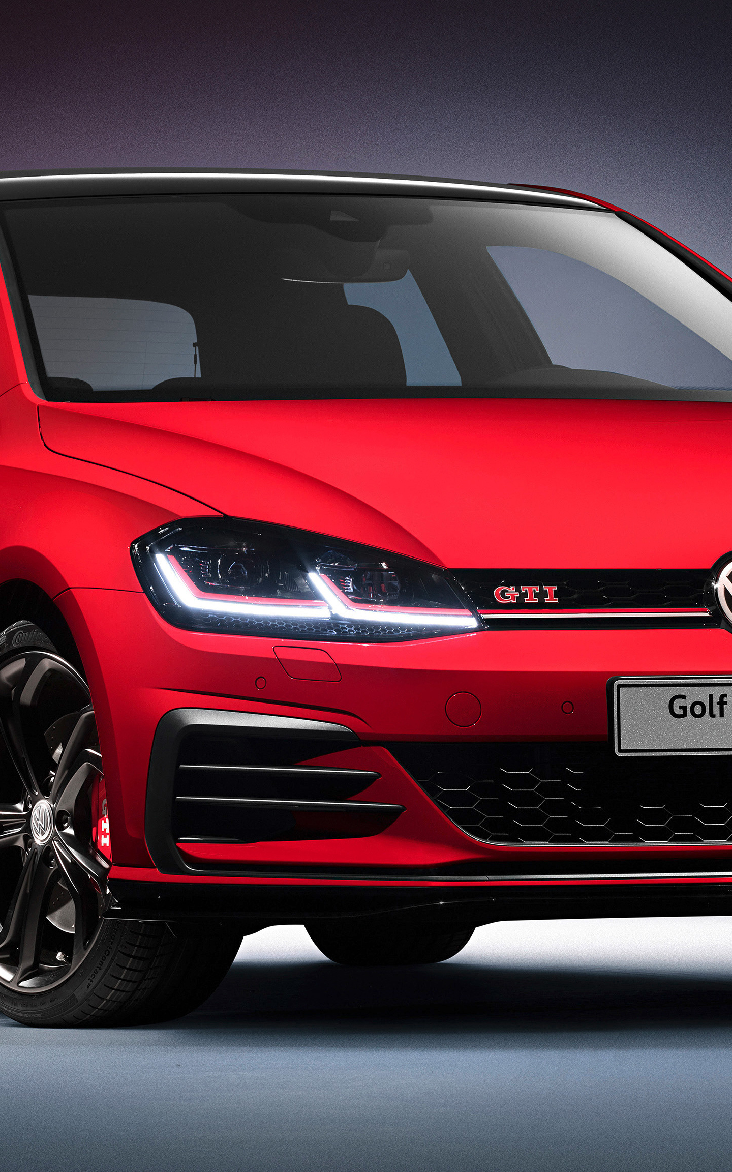 Download 1440x2560 Wallpaper Volkswagen Golf Gti Tcr Concept Red Compact Car 2018 Qhd Samsung Galaxy S6 S7 Edge Note Lg G4 1440x2560 Hd Image Background 7621