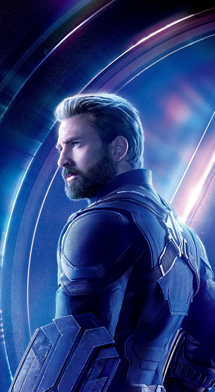 Download 1440x2630 wallpaper avengers: infinity war, chris