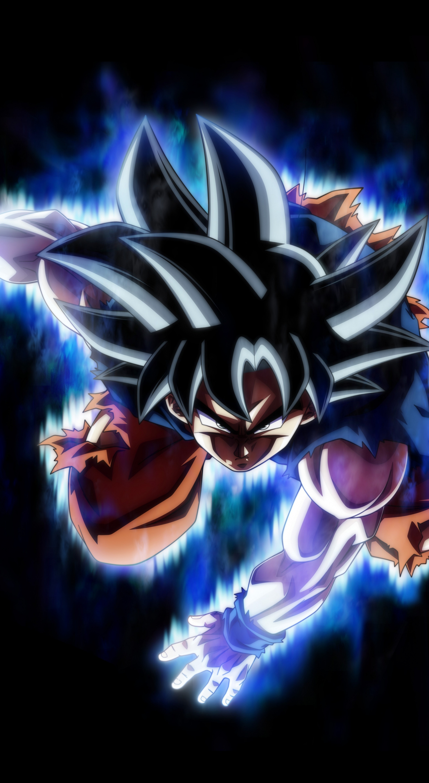 Dragon ball super, Super Saiyan, goku, 1440x2630 wallpaper