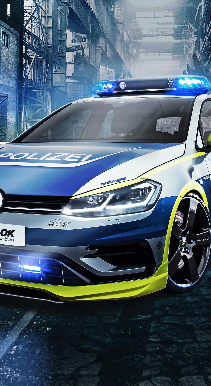 Oettinger Volkswagen Golf 400r, tune it safe, car, 1440x2630 wallpaper