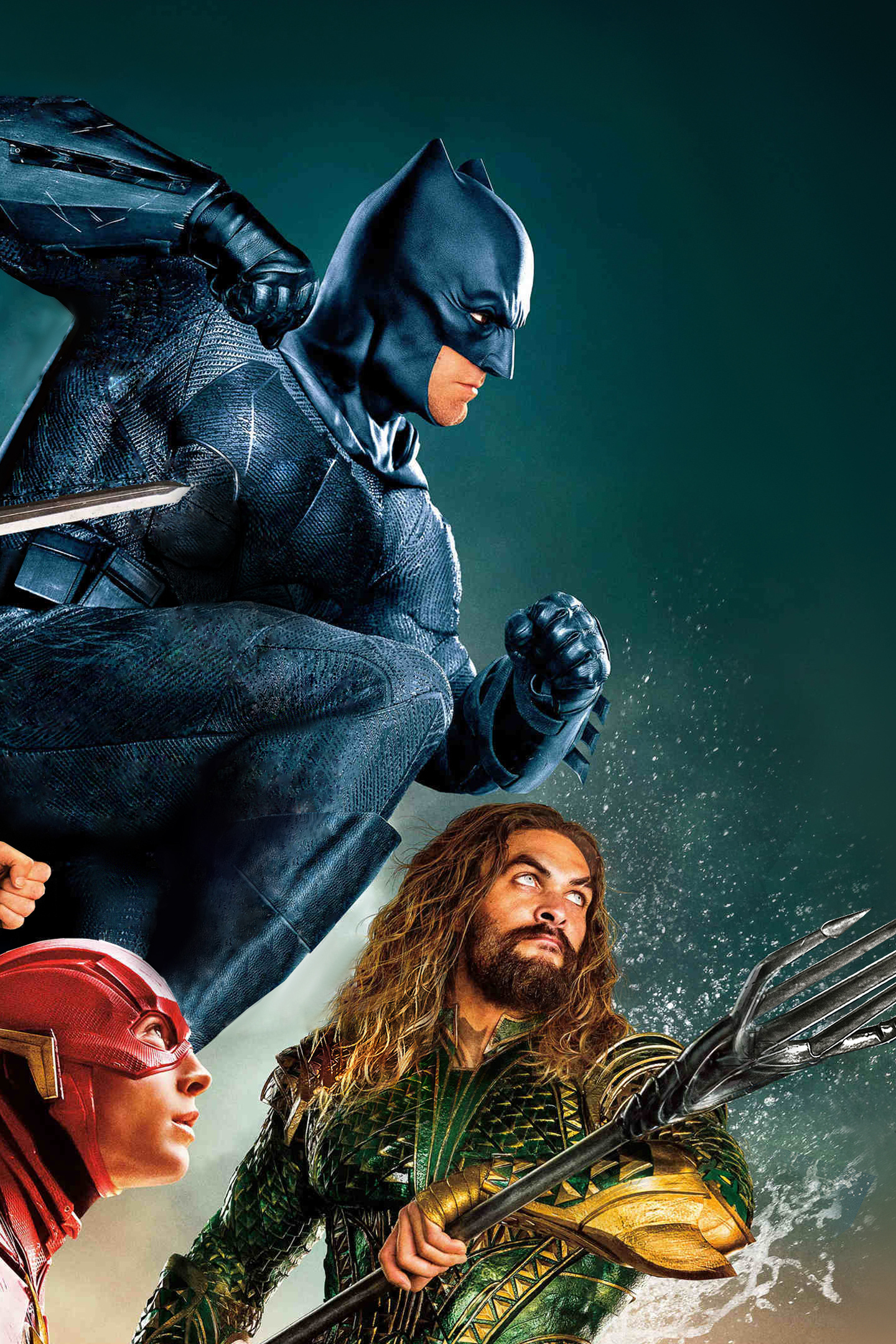 Justice league, movie, superheroes, 1440x2630 wallpaper