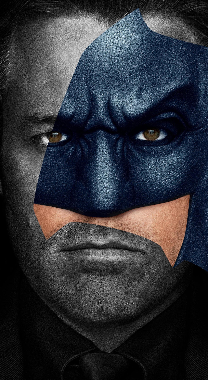 Batman, Ben Affleck, justice league, movie, 1440x2630 wallpaper