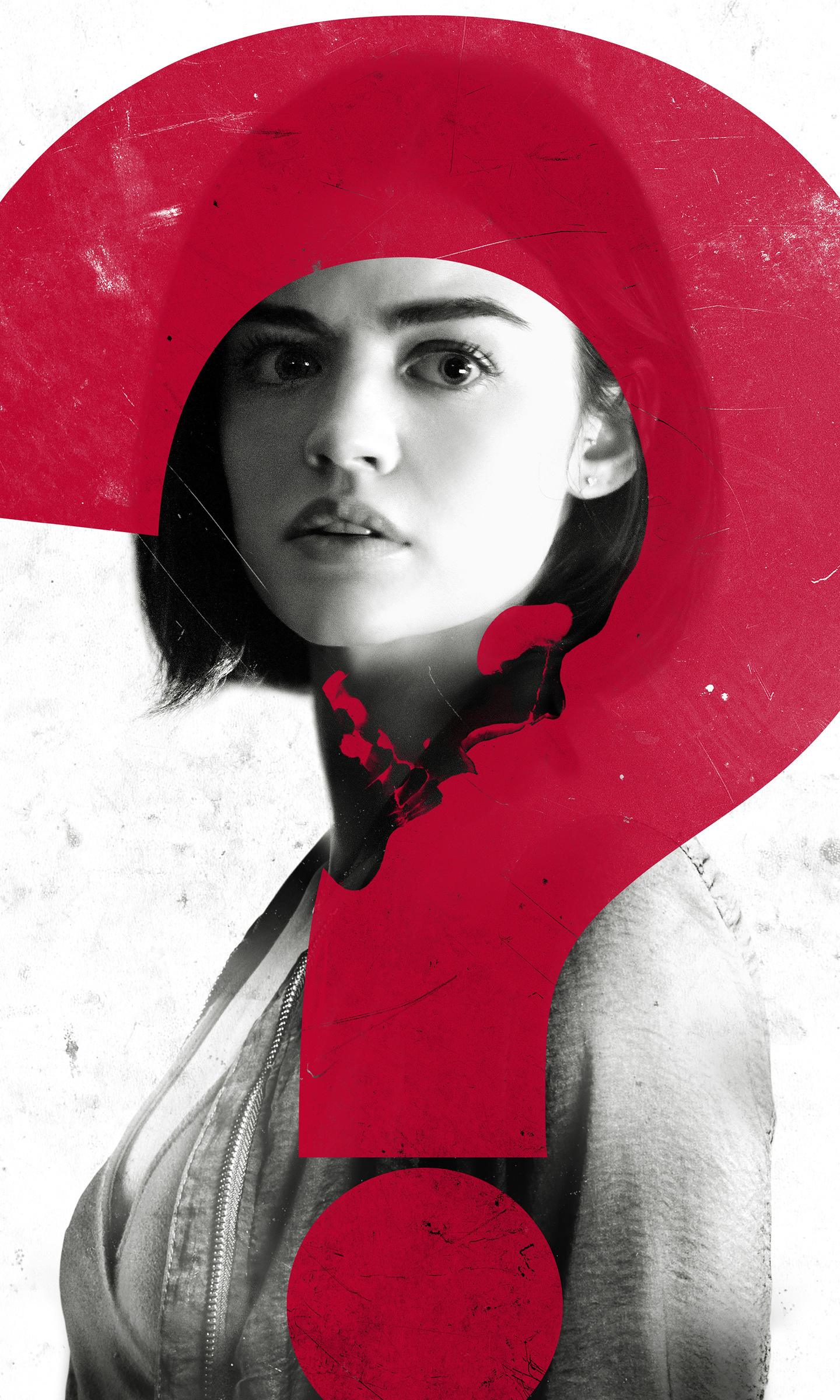 download 1440x2880 wallpaper blumhouse's truth or dare, lucy hale
