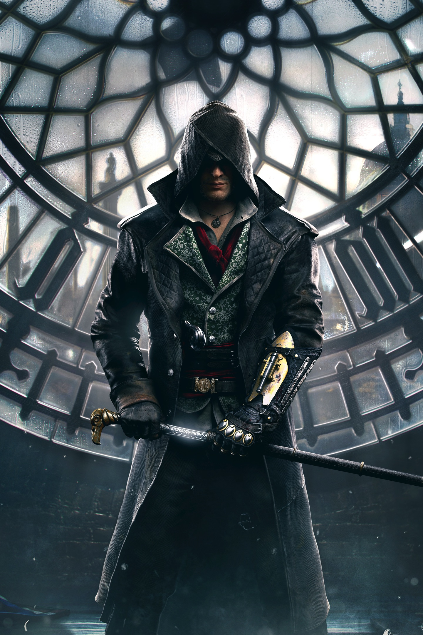 Download 1440x2880 Wallpaper Assassin S Creed Syndicate Video Game