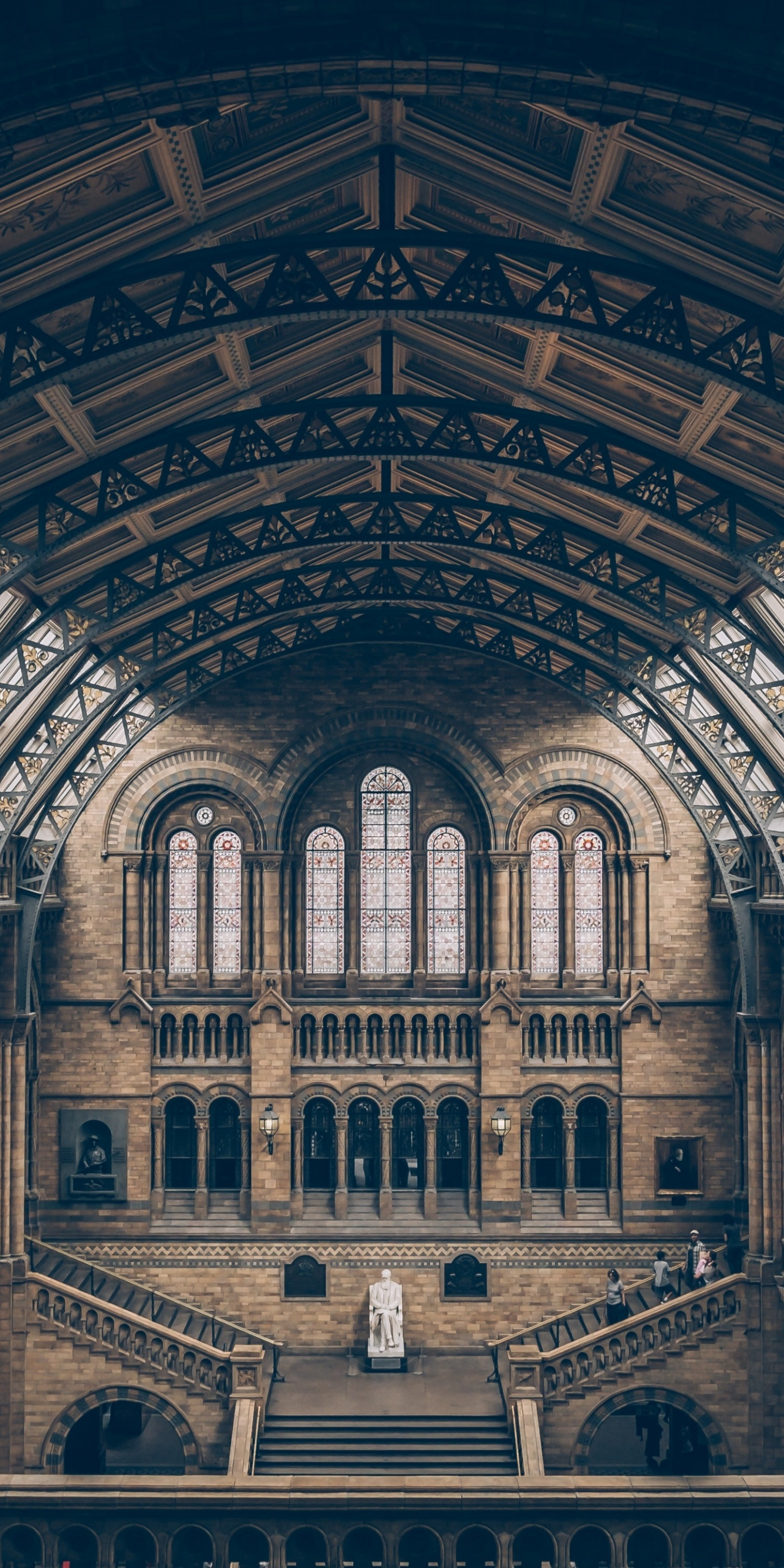 Download 1440x2880 Wallpaper Dome, Old Architecture